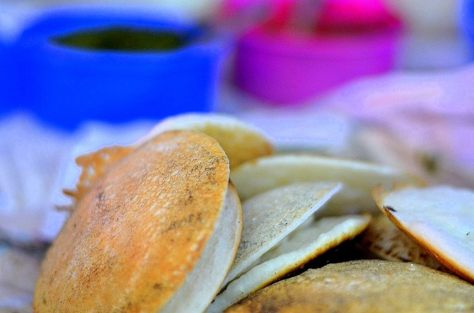 Chitau Amavasya  (Amavasya is the new moon fortnight or dark fortnight. I don't know more details or how they are related)    5.CHITAU PITHA Chitau Pitha is fried pancake which has its own unique flavor !! Odisha's most delicious food, a chitau pitha never fails to impress! Re-create this classic at home.
