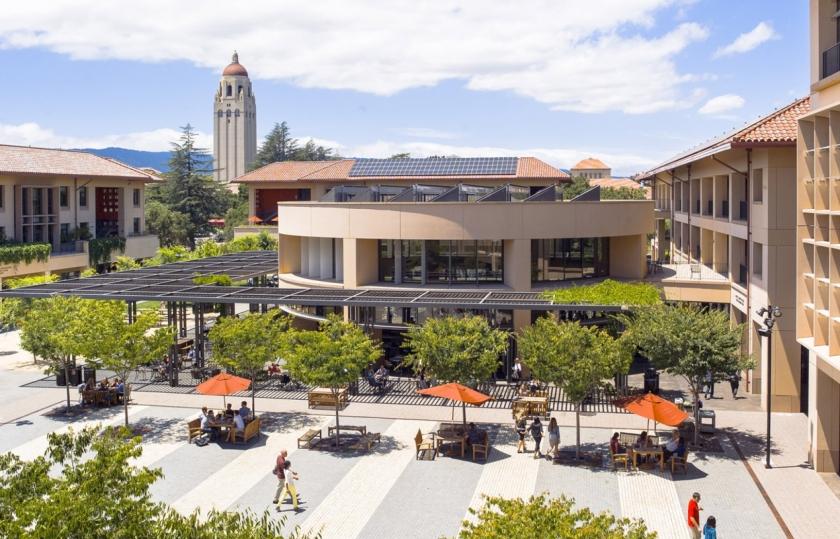 Photo Credit; gsb.stanford.edu Stanford Business School, Knight Management  Center