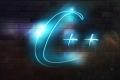 A C++ logo