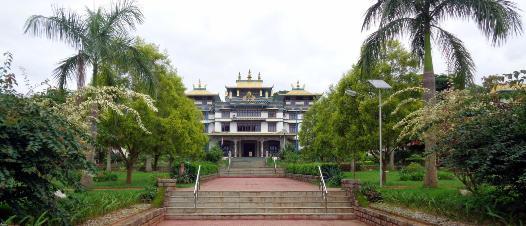 the jiranga monastery PC: team-bhp.com